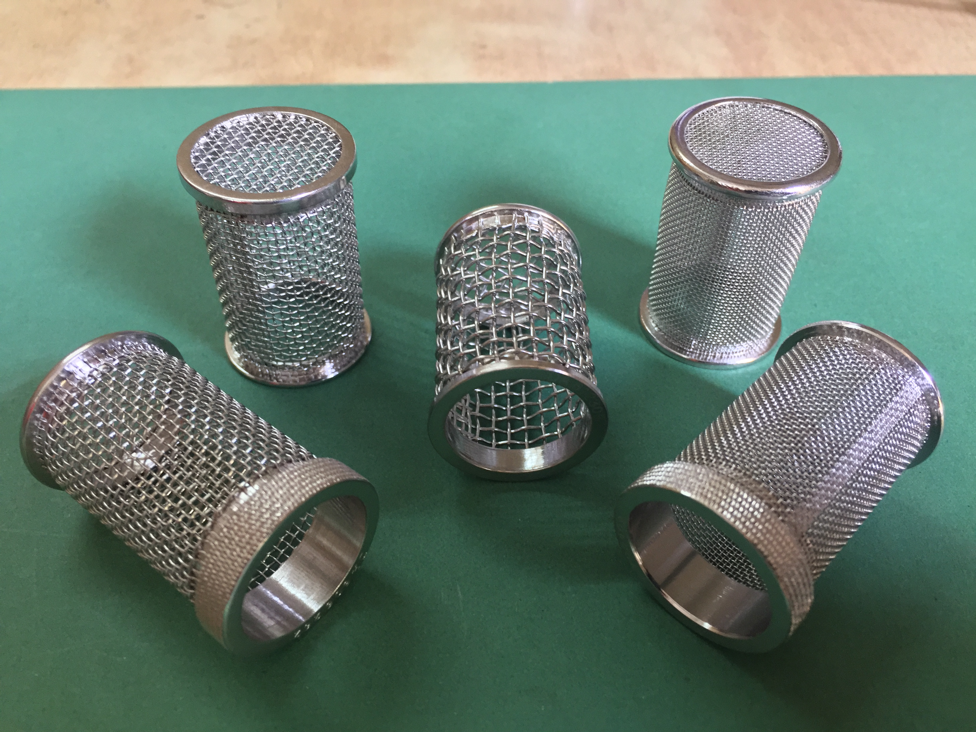 SS Mesh Basket manufacturers in india, SS Mesh Basket exporter in india, SS Mesh Basket supplier in india